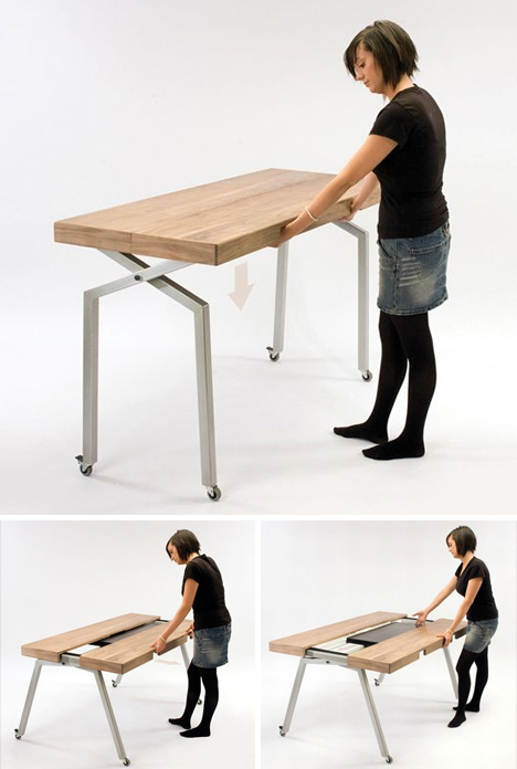 Expandable Dining Room Tables for Small Spaces